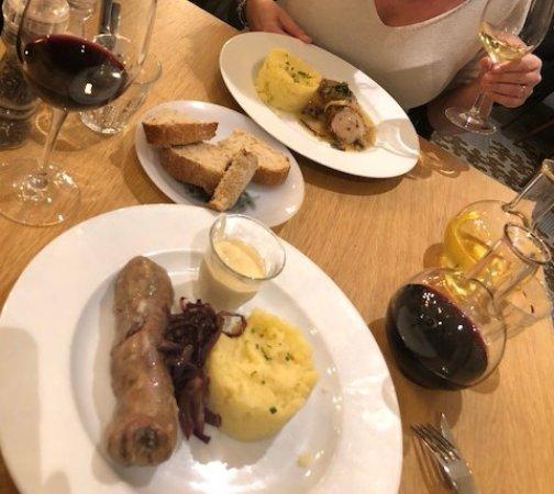 Restaurant Chez Felix A Troyes