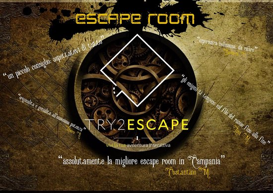 Нола, Италия: Try2Escape Nola - La migliore escape room