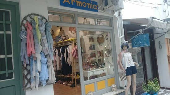 Skopelos Town, กรีซ: Armonia -Harmony ....somewhere you feel good,and you can find anything usefull for your vacation