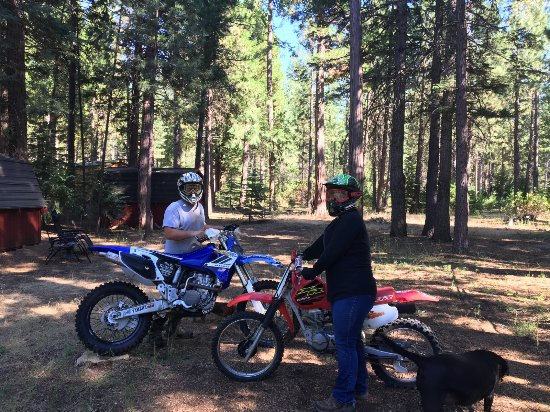 Burney, Califórnia: areas for motor biking