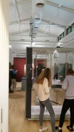 Lakeside Arts Centre: Vikings