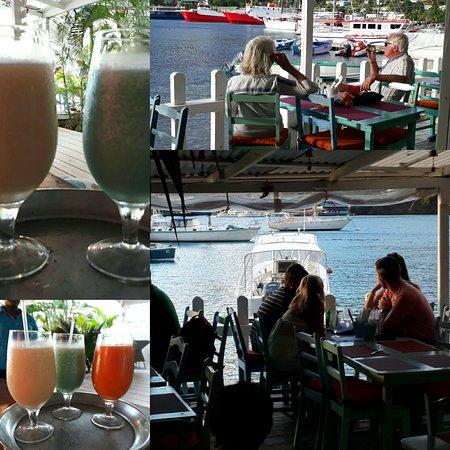 Belmont, Bequia: Laura's Bar & Resto