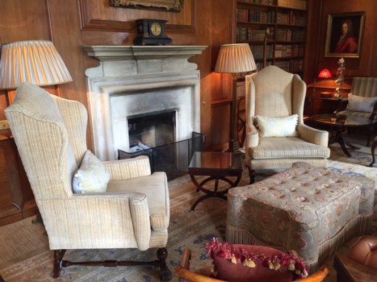 Colerne, UK: Lounge
