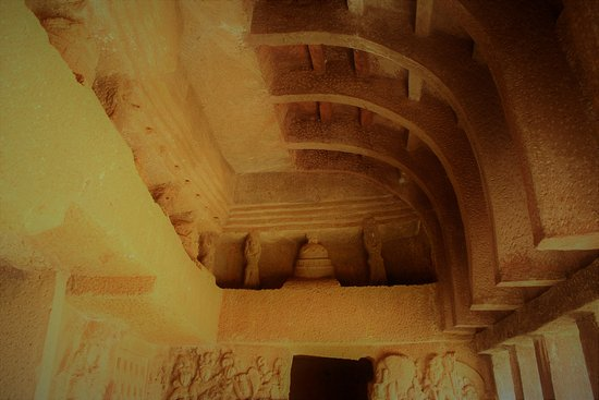 Bhaja Caves: Bhaja.