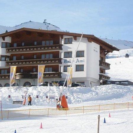 Hotel Garni Bel Ami Galtur