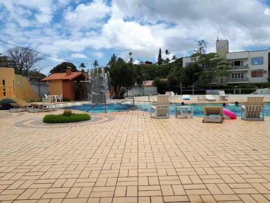 Hotel Praia Sol: piscina