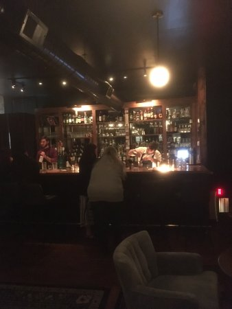 Graham, NC: Handcrafting cocktails