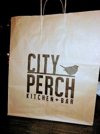 City Perch Kitchen Bar