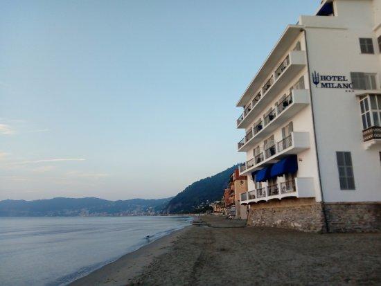 Hotel milano alassio prezzi 2018 e recensioni for Hotel milano alassio