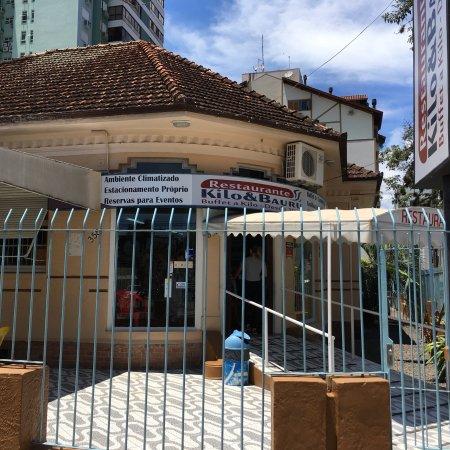 São Leopoldo, RS: Rest Lanch Kilo E Bauru