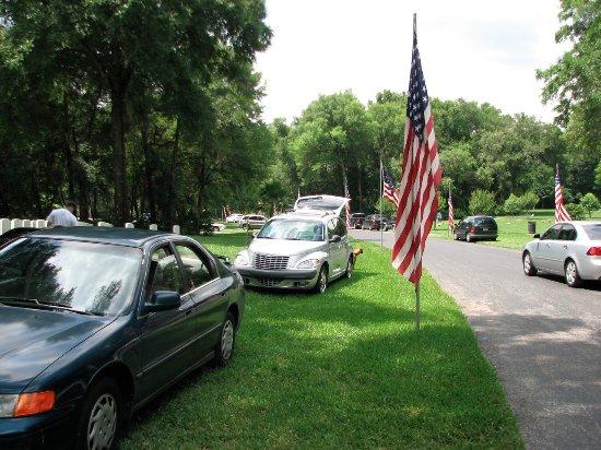 Bushnell, FL: Memorial Day