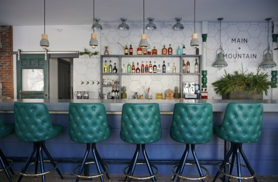 Meet our newly renovated cocktail bar in downtown Ludlow, VT