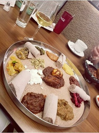 Miami Gardens, FL: Awash Ethiopian Restaurant