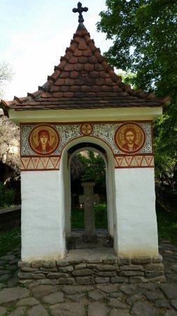 """Muzeul Naţional al Satului """"Dimitrie Gusti"""": Cross"""