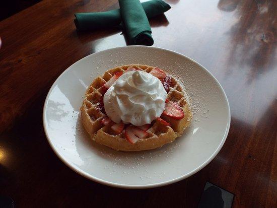 Kingston, WA: Waffles!