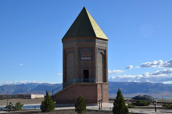 Nakhchivan, أذربيجان: Tomb of Prophet Noah in Nakhchivan city 