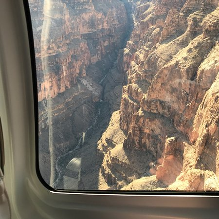 Maverick Helicopters: See my Nov '17 review on Grand Canyon West for more info on this terrific company!