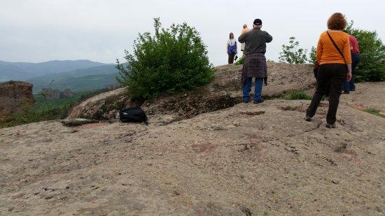Belogradchik, Bulgária: Top of the Fortress
