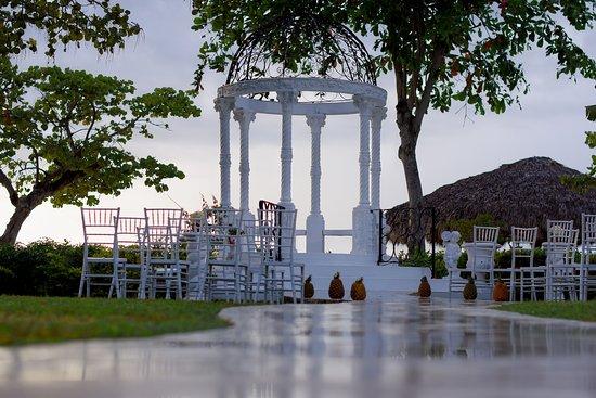 Beaches Negril Resort & Spa: Wedding Gazebo