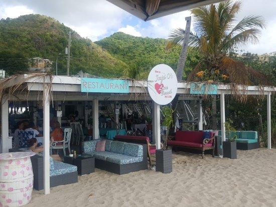 Jacqui O's BeachHouse: Love beach!