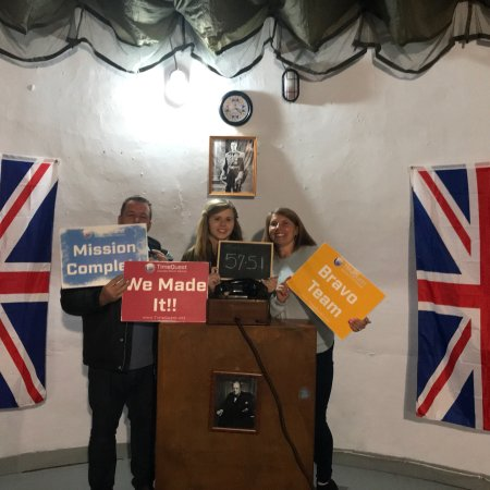 Timequest Escape Room Paddock Wood