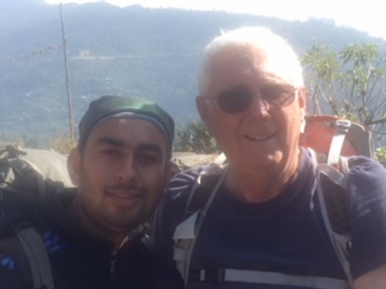 Bagmati Zone, Nepal: First Day Success-Ram and Jerry!
