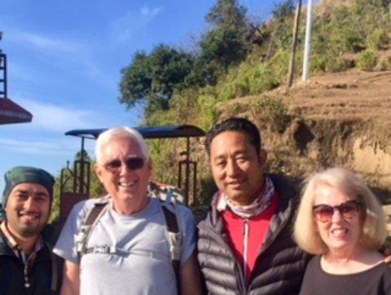 Bagmati Zone, Nepal: Meeting this Tibetan Refugee