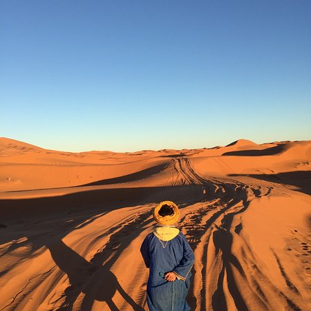 Trails Of Morocco