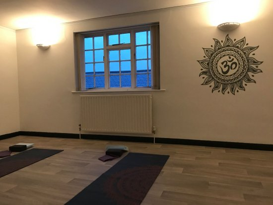 Louth Yoga Studio