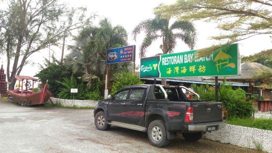 Tanjong Sepat, Malaysia: Baywatch Restaurant
