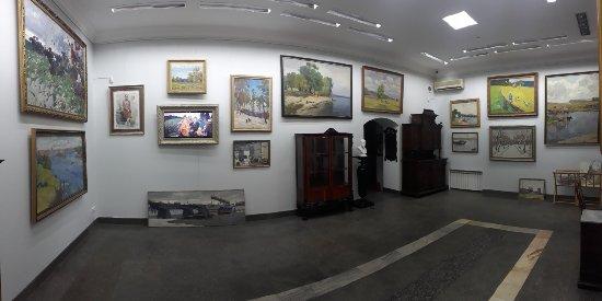 L`Art Gallery