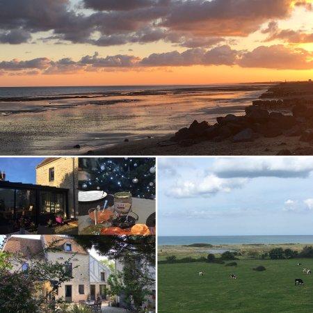 Ver-sur-Mer, Frankrike: Le Mas Normand