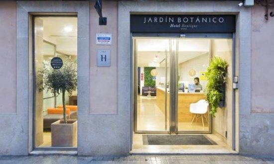Jard n bot nico hotel boutique valencia espa a for Precio entrada jardin botanico madrid