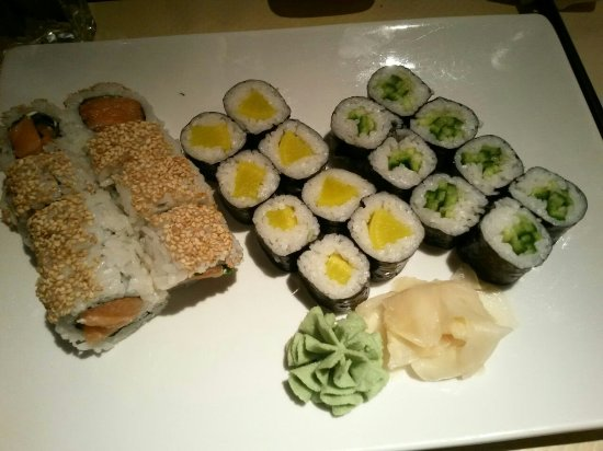 nannan landshut sushi soul food recenze restaurace tripadvisor. Black Bedroom Furniture Sets. Home Design Ideas