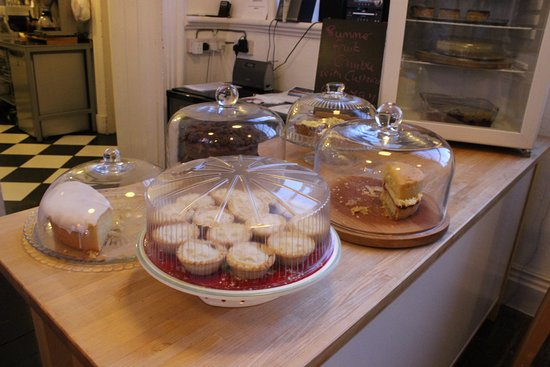 Uldale, UK: Just a selection of the cakes available!