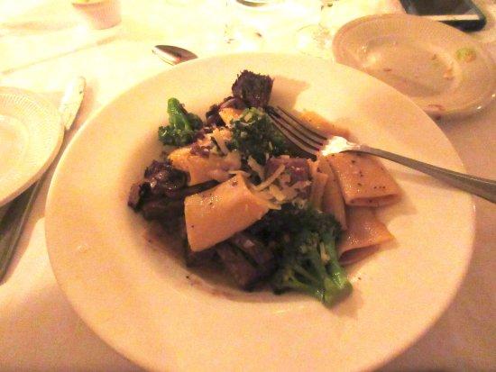 Smithville, NJ: Braised Short Rib Pasta -- Delicious!