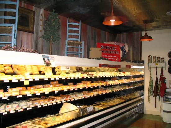 Odessa, MO: Sample 160 varieties of cheese every day!