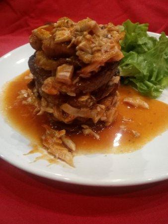 Linda-a-Velha, Portugal: Mofongo de Porco