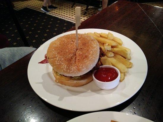 Doolan Brothers Newmarket: Southern Chicken Burger