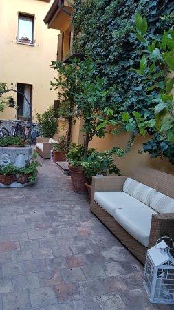 Hotel Porta San Mamolo: Erholungsbereich