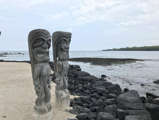 Honaunau, HI: National Historical Park