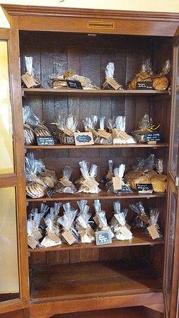 Chocolatti: gift corner