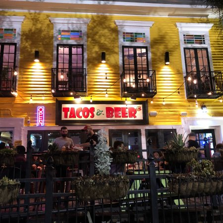 Tacos and beer new orleans central city garden district - New orleans garden district restaurants ...