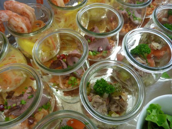 Sankt Margen, Germania: Vorspeisenbuffet Silvester