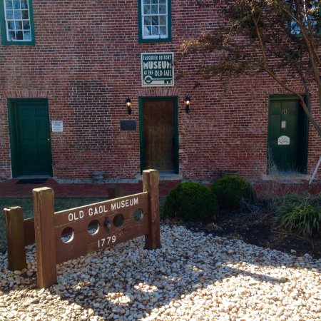 Warrenton, VA: The Fauquier History Museum at the Old Jail