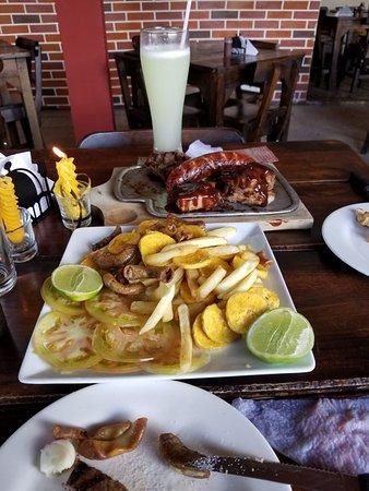 Roldanillo, Colombia: La Parilla de Jose