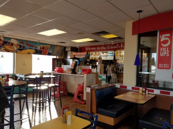 Minot Nd Fast Food Restaurants