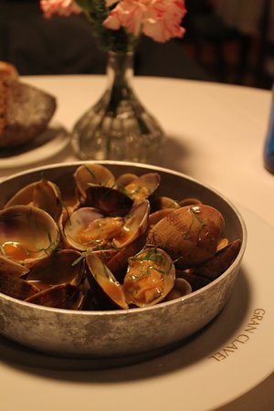 Spicy Clams - AMAZING