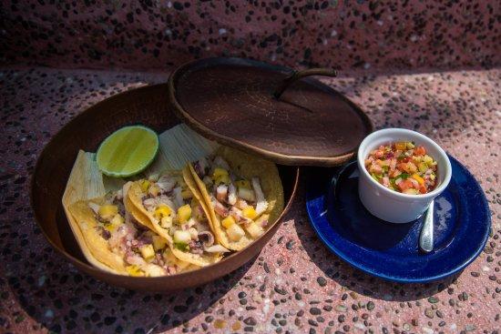 Restaurante Mar y Cielo: Lunch