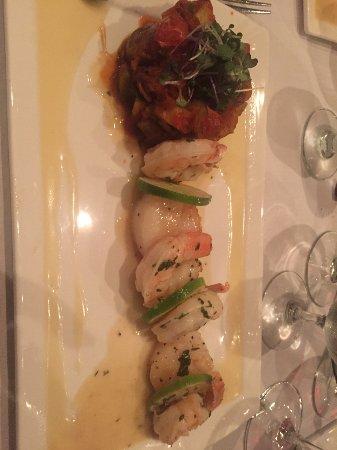 Aquarius - Dream Inn : shrimp/scampi/scallops